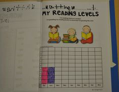 Creating Readers and Writers: Empower Your Students {Doable Data} Student Data Folders, Data Binders, Student Data Notebooks, Student Goals, Teaching Reading, Guided Reading, Learning, Teaching Ideas, Reading Specialist