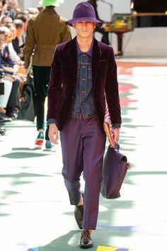 Burberry Prorsum Collection Slideshow on Style.com