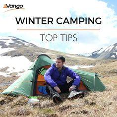 Winter Camping Top Tips. #WinterCamping #Vango