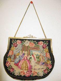I love this bag! Vintage bag