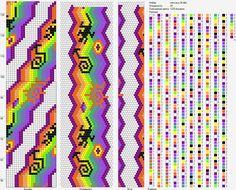 Free Crochet Bead Pattern Round 24
