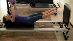 "Core Pilates Presents ""Jumpboard Pilates on a Reformer"""