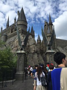 Harry Potter World, Universal Studios Japan, Osaka