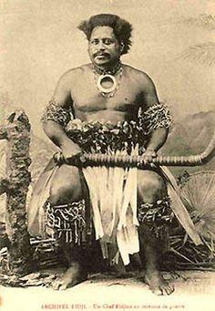 Poscard of my husbands Great Great Grandfather. Wainiqolo, a tongan warlord Fiji People, Pacific Destinations, Fiji Culture, Island Tattoo, Fiji Islands, Island Nations, African Diaspora, Le Chef, Ocean Art