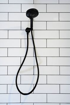 Deadline Design Port Melbourne Tiles- Industrial Chic Black Grout, Industrial Chic, Melbourne, Subway Tiles, Instagram Posts, Homes, Design, Home Decor, Houses