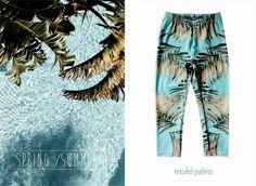 leggins: model:palms/ICON STORE