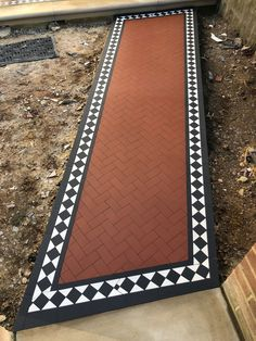Victorian tiles are an elegant and original feature that will add value to your property. Victorian mosaic tiles supplay and installation Flooring Tiles, Concrete Floors, Tile Floor, Victorian Mosaic Tile, Front Path, Victorian Hallway, Tiled Hallway, Patio Tiles, Pathways