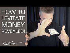 How to REALLY LEVITATE - LIKE MAGIC! - YouTube