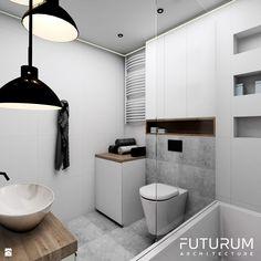 Łazienka styl Nowoczesny - zdjęcie od FUTURUM ARCHITECTURE - Łazienka - Styl Nowoczesny - FUTURUM ARCHITECTURE