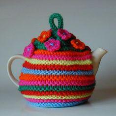 Tea Cosy – Narrow Strip - Anna Chandler Design