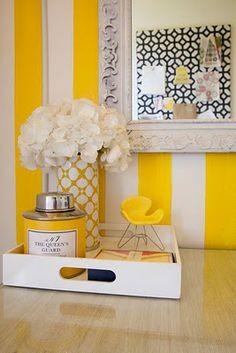 Blanco Interiores: Tabuleiros e Travessas...Trays and Platters!