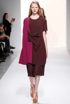 Chalayan Fall 2014 Ready-to-Wear Fashion Show - Holly Rose Emery (Next)