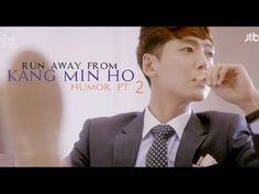 RUN AWAY FROM KANG MIN HO!   HUMOR PT 2  (Влюбиться в Сун Чжон)