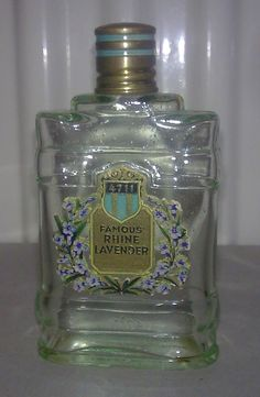 vintage 4711 perfume bottle - Google zoeken