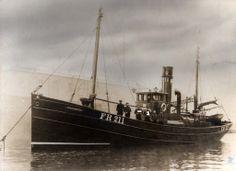 Trawlermen & fishermen of the British Isles www.waysideflower.co.uk