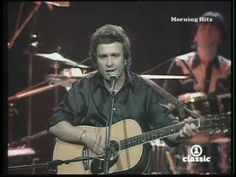 Don McLean - American Pie  1971 ....Oh, what a great song about the 1959 plane crash that killed Buddy Holly, Richie Valens, and the Big Bopper (Jiles Perry Richardson, Jr)--and the aftermath.