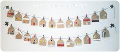 House shaped favor bags >> by Craft & Creativity http://craftandcreativity.com/blog/2013/11/01/houseshapedfavorbags/