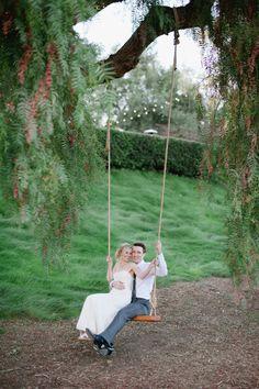 Photography: Hazlenut Photography - hazelnutphotography.com  Read More: http://www.stylemepretty.com/california-weddings/2014/08/25/romantic-maravilla-gardens-wedding/