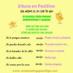 La psicología cerca de tí: Educa en positivo www.soniamadrugapsicologa.com