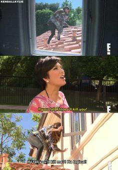 #krisjenner #khloe #kardashian