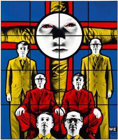 We Pop Art, Gilbert & George, Queer Art, Call Art, Collaborative Art, Korean Art, Art Archive, Art Moderne, Artist At Work