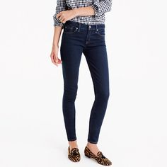 Our skinniest style, the toothpick is lean, cropped and a little bit sexy—and it's the pair we're most likely to tear our closet apart looking for. Denim snobs—you know who you are—we're looking at you: These jeans are made from premium Cone Denim® from one of the oldest mills in the world and have plenty of stretch with a little bit of heft. <ul><li>Sits at hip.</li><li>Midrise.</li><li>Fitted through hip and thigh, with a superskinny, ankle-length leg.</li><li>Front rise: 8…