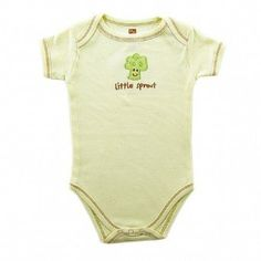 Amazon.com: Hudson Baby Natural Organic Bodysuit: Clothing