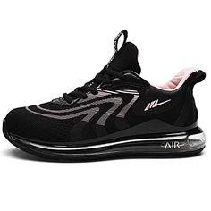 6.5-10 MALAXD Mens Fashion Mesh Sneakers Road Running Jogging Walking Gym Shoes