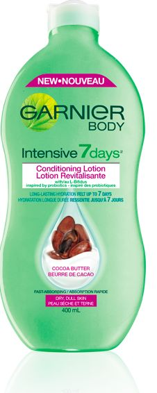 Garnier Body Conditioning Lotion - would like to try :)