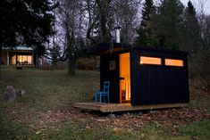 38 Easy And Cheap Diy Sauna Design You Can Try At Home. he prospect of building a sauna in the home may initially sound daunting, but in fact it is a relatively simple project and one that requires on. Diy Sauna, Cabana, Scandinavian Saunas, Scandinavian Design, Mobile Sauna, Building A Sauna, Sauna Kits, Cheap Tiny House, Sauna Design