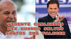 Vidente que previu tragédia da Chapecoense revela que Silvio Santos morr...