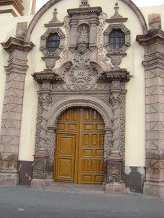 Santa Martha church facade Portico de la catedral de Astorga   Islamic architecture and Porticos. Architectural Doors And Hardware Casper Wy. Home Design Ideas