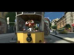 MONSTERS VS. ALIENS : movie trailer NEW !   DreamWorks   2009   3-D !
