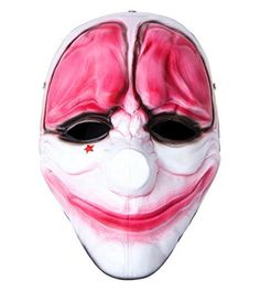 Max-shop Resin Payday 2 Hoxton Mask Replica Cosplay * Check this awesome product by going to the link at the image. Masquerade Costumes, Masquerade Party, Payday 2 Masks, Cosplay Costumes For Men, Wolf Mask, Clown Mask, Best Masks, Halloween Masks, Halloween Parties