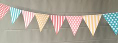 Bunting: Free Printable and many more.great for b day parties