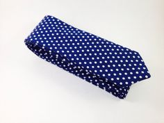 Fabrics sourced locally and handmade in Vancouver, BC. Floral Tie, Vancouver, Polka Dots, Fabrics, Slim, Navy, Classic, Handmade, Collection