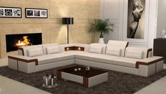 -Modern Sofa Set Designs For Living Room 2018 Sofa Set Designs, Latest Sofa Designs, Modern Sofa Designs, L Shaped Sofa Designs, Modern Design, Furniture Sofa Set, Leather Living Room Furniture, Contemporary Living Room Furniture, Contemporary Sofa