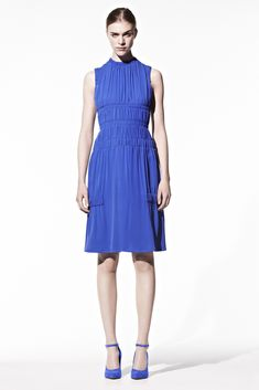 Christopher Kane Pre-Fall 2013 Fashion Show - Hedvig Palm