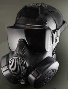 Best of the best. You can sleep in this the filter system is so smooth, M50 Joint Service General Purpose CBRNE Mask
