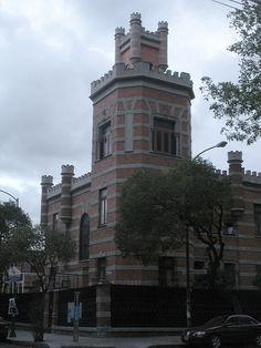 Colegio de Monjas en la Calle Orizaba, Colonia Roma