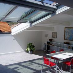 Ma terrasse avec verrière - Marie Claire Maison