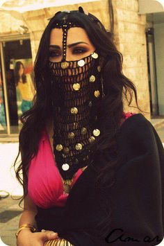 Oriental old dress for Egyptian  women