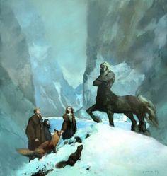 Creatures of Narnia by Justin Sweet
