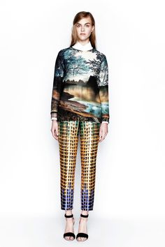 Mary Katrantzou. Resort 2014