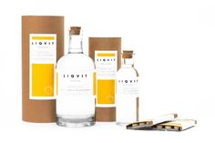 Liqvit (Student Project) on Packaging of the World - Creative Package Design Gallery