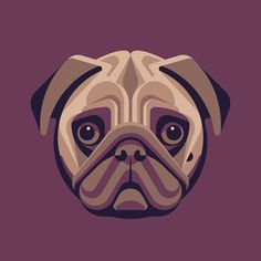 Great series of dog breed portraits by DKNG, a graphic design and illustration studio based in Los Angeles.  More illustrations via DKNG