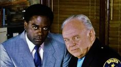 Watching the mutual respect grow between these two characters in seasons One and the start of Two when there was still lingering conflict, and then seeing the bond between the Chief and the whole Tibbs family in further seasons was such a very good part of the show! And knowing how close Howard Rollins and Carroll O'Connor were in life and how much they cared about each other, makes watching them together even more special.