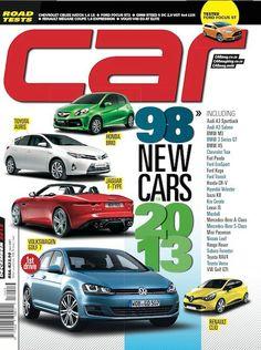 December 2012 CAR Magazine