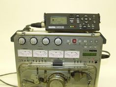 Nagra D and Nagra Ares BB by asciidv, via Flickr