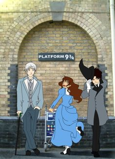 hahaha, too funny! Infernal Devices + Harry Potter